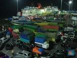 Ramai, Potret Terkini Pelabuhan Merak H-1 Larangan Mudik