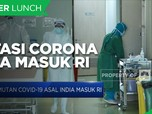 Nakes Jakarta Terjangkit Mutan Covid-19 Asal India