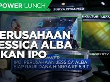 Perusahaan Jessica Alba akan IPO, Siap Raup Dana Rp 5,9 T