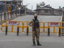 Bak Kota Mati, Pemandangan Lockdown Jammu & Kashmir India