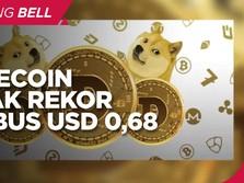 Tembus USD 0,68, Harga Dogecoin To The Moon