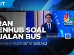 Aturan Kemenhub Soal Izin Jalan 3.226 Bus Saat Larangan Mudik