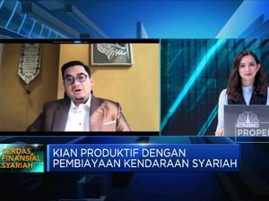 Saatny Produktif Dengan Pembiayaan Kendaraan Syariah BSI