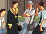 Sebaran Pengangguran di Indonesia, Terbanyak Lulusan SMK