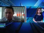 Pasar Tahan Transaksi Jelang Libur Lebaran, IHSG Memerah