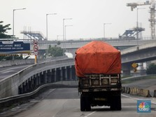 Traffic Jalan Tol Hancur Lebur Dihantam Larangan Mudik