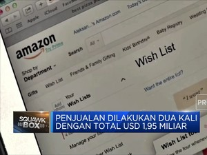 Jeff Bezos Jual Saham Amazon