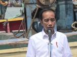 Jokowi di Lamongan Tiba-tiba Telepon Menteri Basuki, Ada Apa?