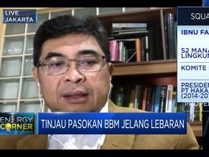Konsumsi BBM Lebaran 2021 Diproyeksi Naik Jadi 89 Ribu KL