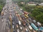 Mudik Dilarang, 400 Ribu Mobil Ramai-Ramai Tinggalkan DKI