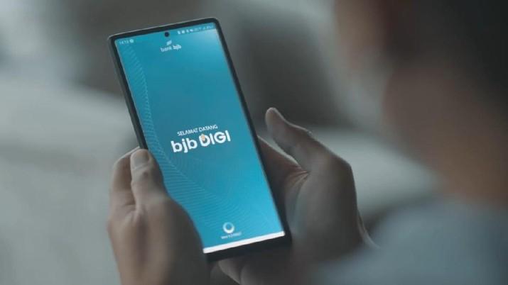 Mobile Banking bank bjb, bjb digi menjadi salah satu dari 10 mobile banking dengan performa terbaik