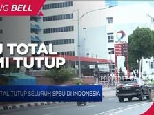 Sayonara! SPBU Total Resmi Tutup di Indonesia