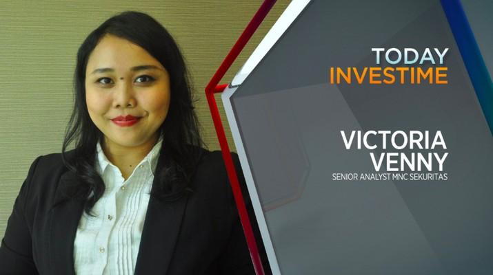 Senior Analyst MNC Sekuritas, Victoria Venny