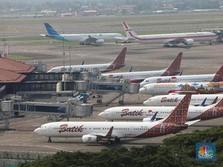Teronggok di Bandara, Pesawat Maskapai RI Jadi 'Zombie'