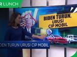 Biden Turun Tangan Urusi Cip Mobil