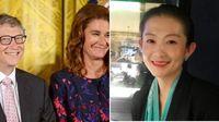 Wanita China Ini Disebut Jadi Sebab Bill Gates Bercerai