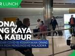 Hindari Corona, Orang Kaya India Kabur Pakai Jet Pribadi