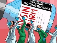 Vaksin Gotong Royong Mulai Disuntikkan, Ini Harga Terbarunya!