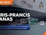 Inggris-Prancis Memanas, Boris Johnson Kirim Kapal Patroli