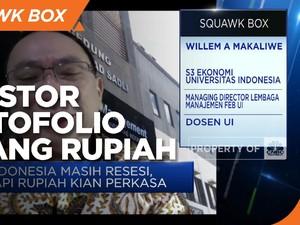 Investor Portofolio Topang Rupiah ke Rp 14.200-an per USD
