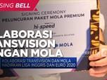 Transvision dan Mola Hadirkan Liga Inggris & Euro 2020