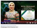 Komitmen Turunkan Emisi, Pertamina Sabet 6 Penghargaan