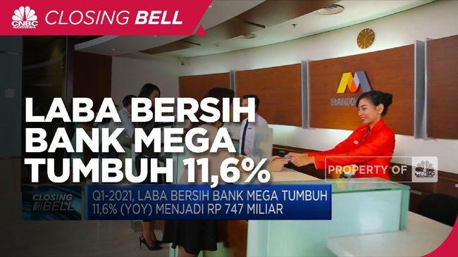 MEGA Laba Bersih Q1-2021 Bank Mega Tumbuh 11,6% Menjadi Rp 747 M