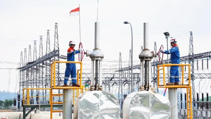 PLTP yang dioperasikan PT Pertamina Geothermal Energy (PGE). (Dok: PGE)