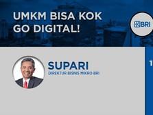 Live Now: UMKM Bisa Kok Go Digital!