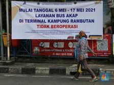 Meluas ke 30 Provinsi, PPKM Mikro Diperpanjang Sampai 31 Mei