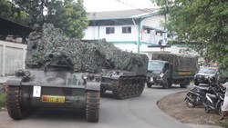 Penyebar Hoax Tank TNI buat Halau Pemudik Diciduk, Lalu Minta Maaf