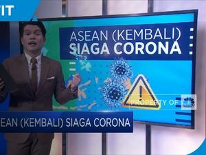 Waspada Varian Baru, Asean (Kembali) Siaga Corona