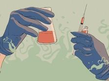 Pendemi Bakal Selesai, Efektivitas Vaksin Sinovac Tembus 90%