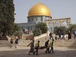 Gencatan Senjata, Tapi Polisi Israel Masih Serbu Al-Aqsa