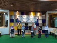 Brantas Abipraya Bantu Anak Yatim dan Dhuafa Saat Ramadan