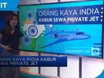Corona Mengganas! Orang Kaya India Kabur Pakai Jet Pribadi