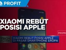 Di Eropa, Xiaomi Rebut Posisi Apple Di Pasar Smartphone
