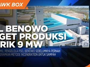 Diresmikan Jokowi, Target Listrik Produksi PSEL Benowo 9 MW