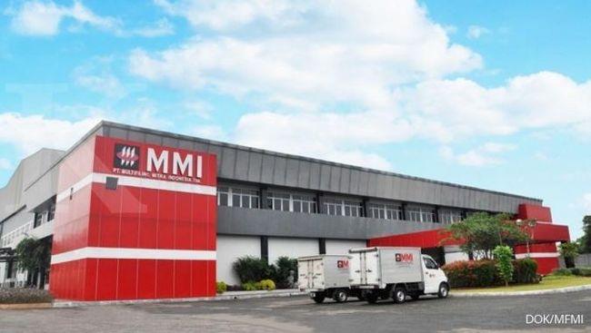 MFMI Dilego Grup Lippo ke Iron Mountain, Saham Emiten Ini Nyungsep