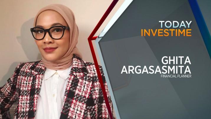 Githa Arghasasmita, financial planner