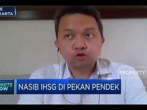 Jelang Libur Lebaran, IHSG Berpotensi Terkoreksi Tipis