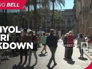 Kasus Corona Menurun Tajam, Spanyol Akhiri Lockdown