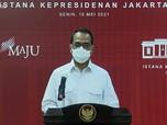 Tok! Jokowi Larang Penerbangan Charter Angkut Tenaga Kerja