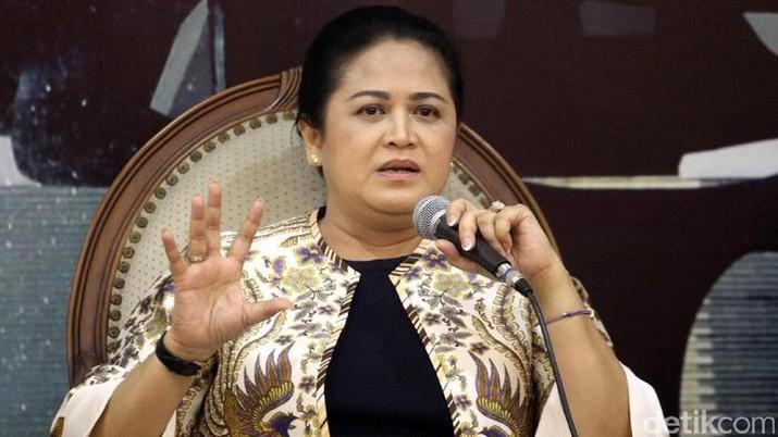 Pemerhati pertahanan Connie Rahakundini Bakrie (Lamhot Aritonang/detikcom)