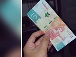 Viral Uang Cetakan 1.0, Redenominasi?