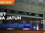 Spekulasi Berakhir, Roket China Jatuh di Samudera Hindia