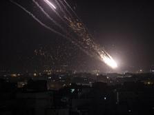 Serangan Balasan, Hamas Tembakan 200 Roket ke Israel