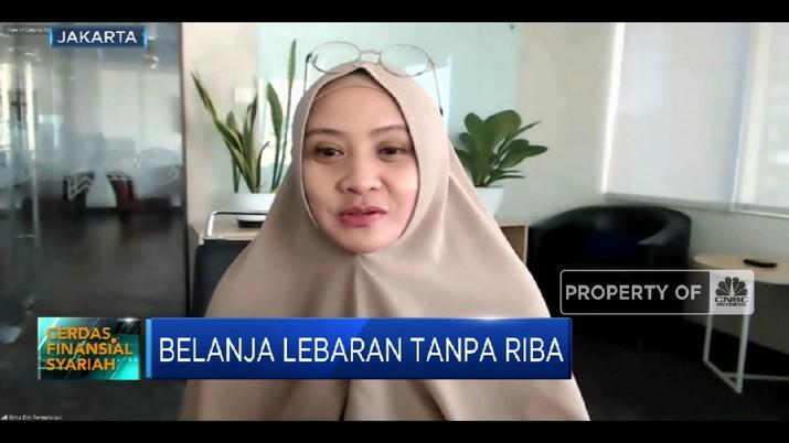 Belanja Lebaran Tanpa Riba dengan BSI Hasanah Card (CNBC Indonesia TV)