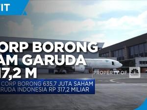 CT Corp Borong 635,7 Juta Saham Garuda Indonesia Rp 317,2 M