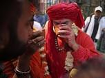 Cerita Tentang India yang Kini Mulai Berdoa ke Dewi Corona